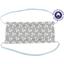 Masque Tissu Enfant cosmo gris ex1006 - PPMC