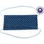 Child Mask pastille blanc marine ex1014 - PPMC