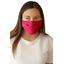 Masque barrière adulte red spots
