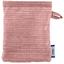 Make-up Remover Glove dusty pink lurex gauze - PPMC