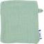 Mini-Gant Démaquillant gaze vert sauge - PPMC
