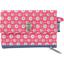 Mini pochette porte-monnaie  fleurette blush - PPMC