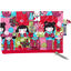 zipper pouch card purse kokeshis