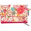 Mini pochette porte-monnaie  origamis fleuris - PPMC