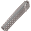 Mini pencil case light grey spots