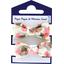 Mousse petit noeud confetti aqua - PPMC