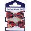 Small elastic bows vermilion foliage - PPMC