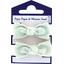 Mousse petit noeud gaze vert d'eau - PPMC