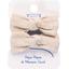 Gomas de pelo con lazos lino brillo - PPMC