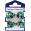 Small elastic bows jade panther - PPMC