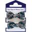 Mousse petit noeud paquerette marine - PPMC