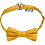 Kid bow-tie yellow ochre - PPMC