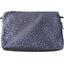 Coton clutch bag etoile argent jean - PPMC