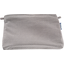Coton clutch bag grey gold star - PPMC