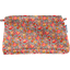 Coton clutch bag peach flower - PPMC
