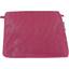 Pochette tissu fuchsia argent - PPMC