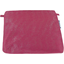 Coton clutch bag silver fuchsia - PPMC