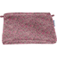 Coton clutch bag plum lichen - PPMC
