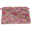 Coton clutch bag purple meadow - PPMC