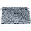 Pochette coton scandinave marine - PPMC
