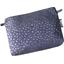Tiny coton clutch bag etoile argent jean - PPMC