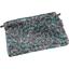 Mini pochette coton milli fleurs vert azur - PPMC