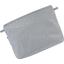 Mini pochette coton  pois argent gris - PPMC