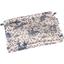Mini pochette coton  toile de jouy marine
