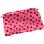 Tiny coton clutch bag ladybird gingham