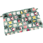 Tiny coton clutch bag animals cube - PPMC