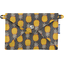 Little envelope clutch pineapple - PPMC