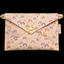 Pequeña bolsa carterilla  arco iris - PPMC