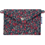 Little envelope clutch camelias rubis - PPMC
