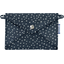 Little envelope clutch etoile argent jean - PPMC