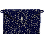 Little envelope clutch etoile or marine  - PPMC