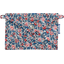 Little envelope clutch flowered london - PPMC