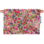 Little envelope clutch purple meadow - PPMC