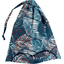 Sac lingerie feuillage marine - PPMC