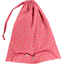 Sac lingerie feuillage or rose - PPMC