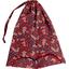 Lingerie bag vermilion foliage - PPMC