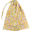 Lingerie bag mimosa jaune rose - PPMC