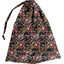 Lingerie bag ochre bird - PPMC