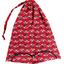 Bolsa para la ropa pétalo paprika - PPMC