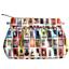 Pleated clutch bag 1001 doors - PPMC