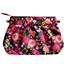 Pleated clutch bag autumn bellflower - PPMC
