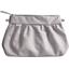 Pochette plissée etoile or gris - PPMC