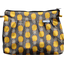 Pleated clutch bag pineapple - PPMC
