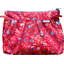 Pleated clutch bag cherry cornflower - PPMC