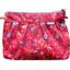 Pochette plissée bleuets cherry - PPMC