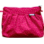 Pleated clutch bag etoile or fuchsia - PPMC